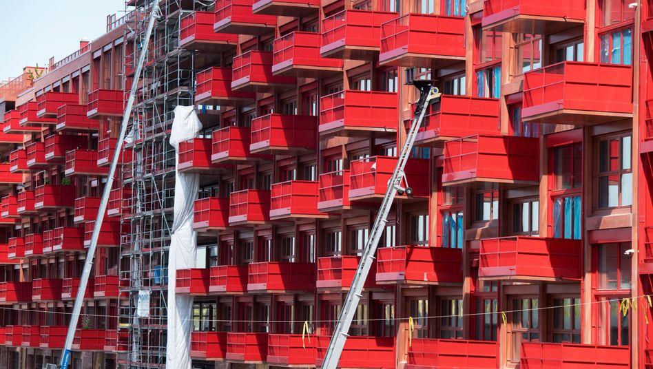 Wohnhaus in Berlin-Kreuzberg