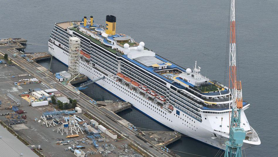 "Kreuzfahrtschiff ""Costa Atlantica"""