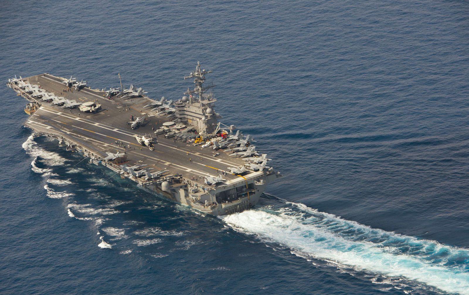 Flugzeugträger / GHWB / Carrier Strike Group (CSG)