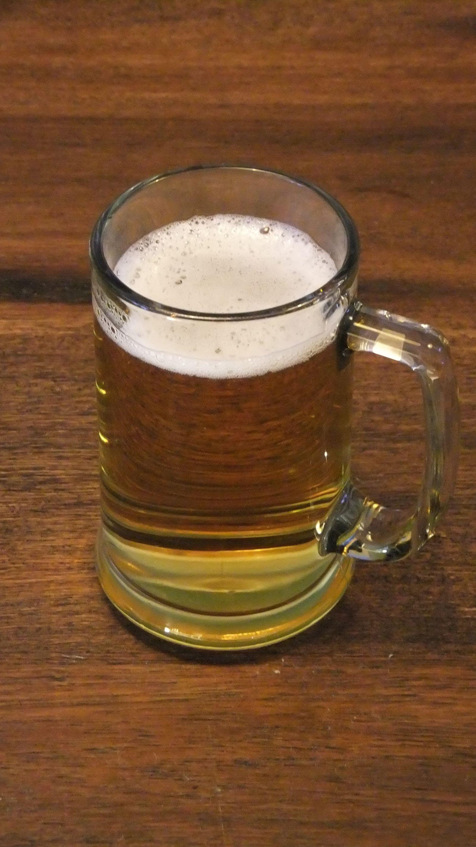 EINMALIGE VERWENDUNG Lager Bier
