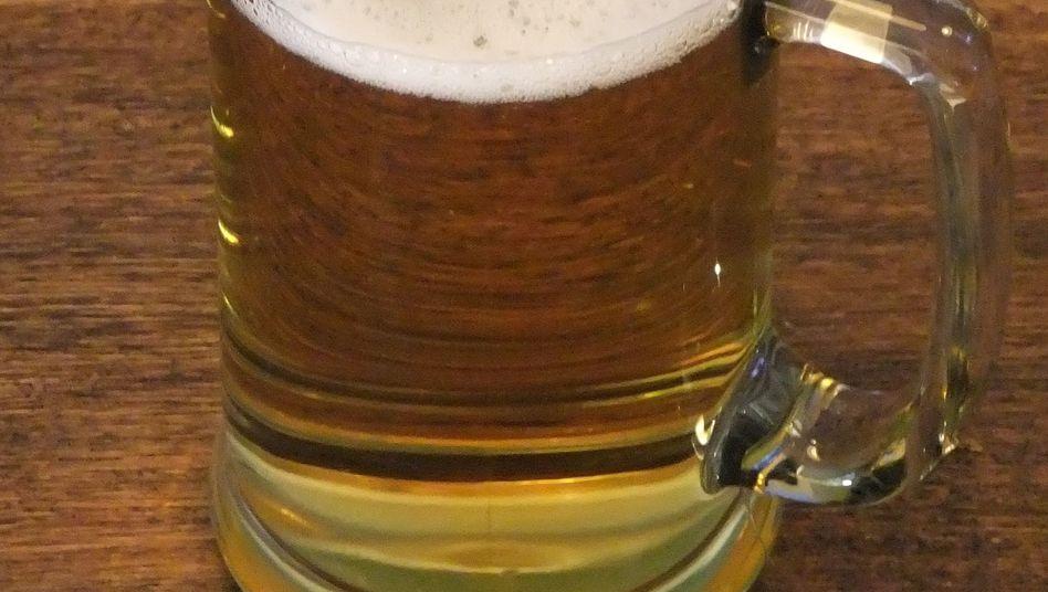 Bierglas: Ohne Hefe kein Alkohol