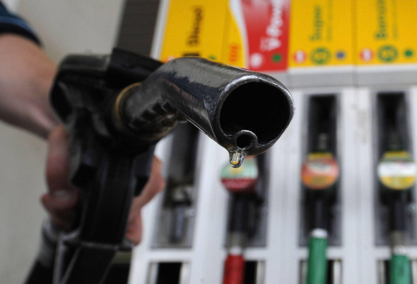 NICHT VERWENDEN Benzinpreise