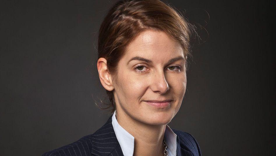 """Neue """"Bild""""-Chefin Tanit Koch"""