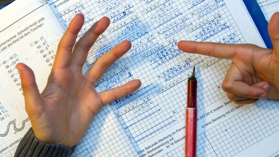 3500 plus 23.100: Rund 26.600 verbeamtete Lehrer wurden 2013 pensioniert