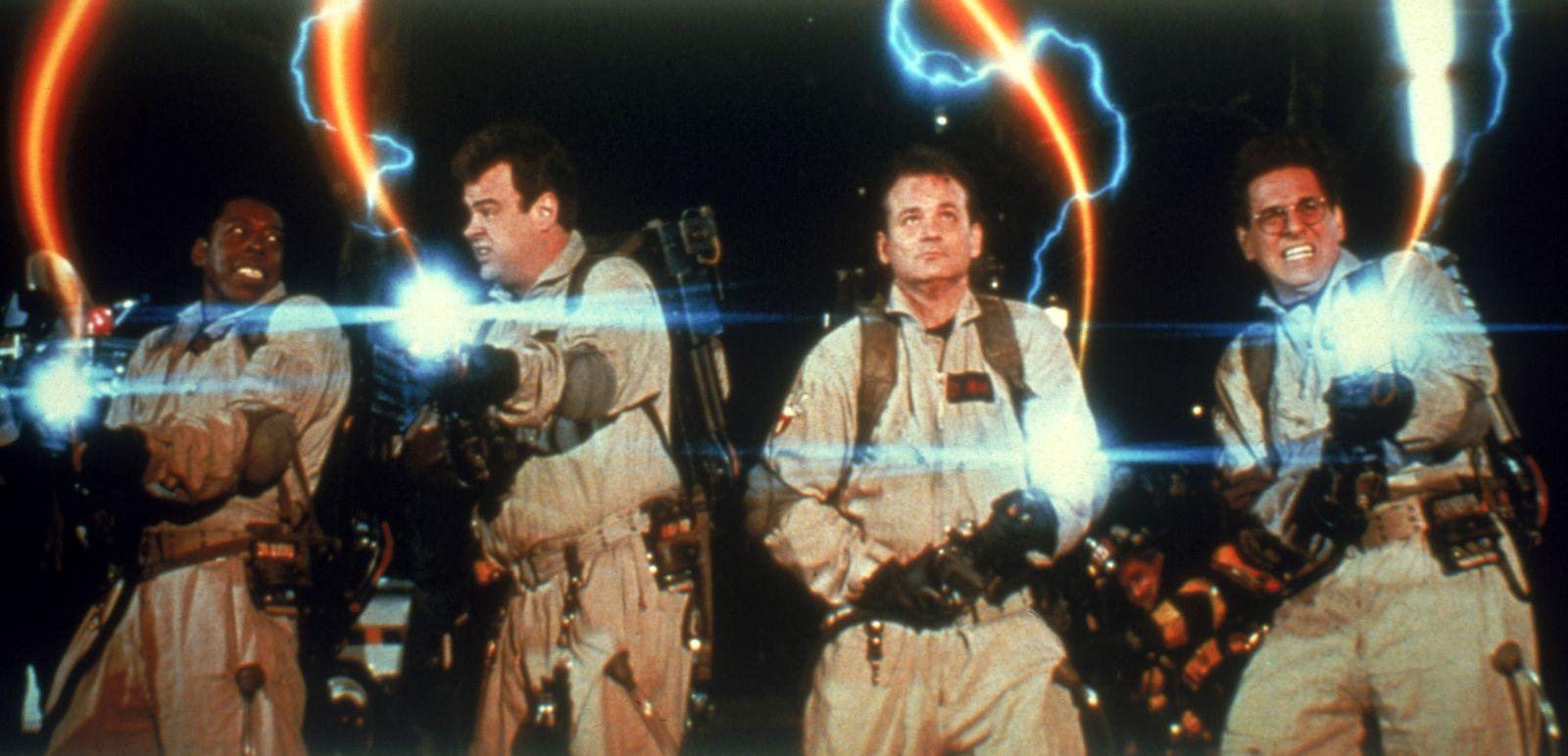 EINMALIGE VERWENDUNG Film/ Ghostbusters (1984)