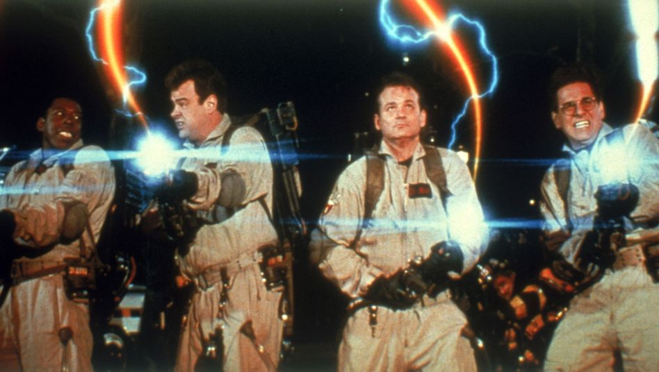 """""""Ghostbusters"""" (1984)"""