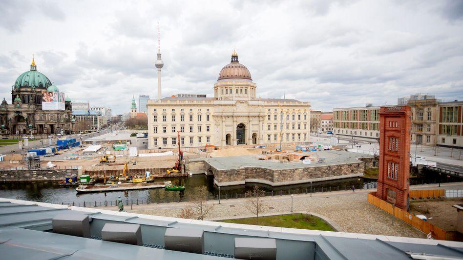 Berliner Stadtschloss: So bröckelt die Glaubwürdigkeit des Staatsprojekts weiter
