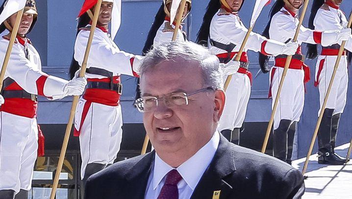 Toter Botschafter in Brasilien: Plante die Ehefrau den Mord?