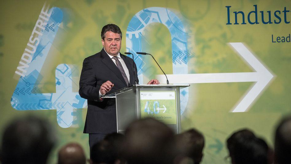 Energieminister Gabriel: Immer neuer Ärger mit der Union