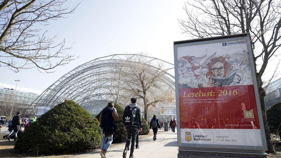 Leipziger Buchmesse: Eine Jury zeichnete das Schulbuch des Jahres 2016 aus