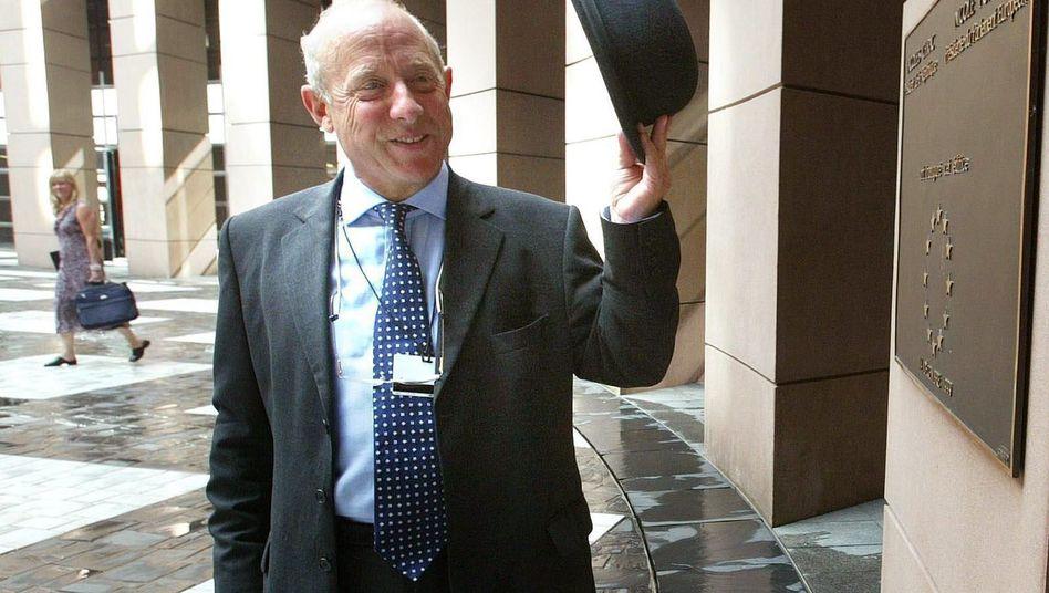 Britischer EU-Abgeordneter Godfrey Bloom: Euro-Skeptiker mit Hang zur Provokation