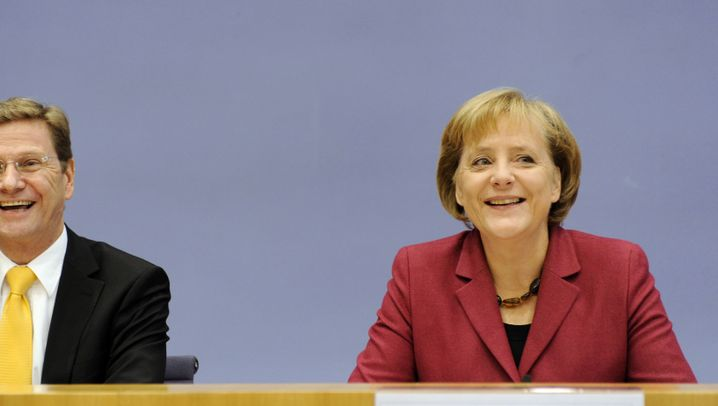 Photo Gallery: Germany's New Cabinet