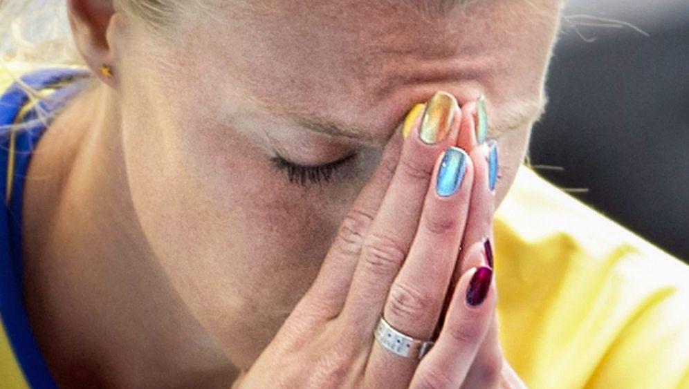 Protest von Green Tregaro: Lackierte Fingernägel als Tabu