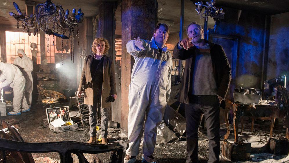 """""""Tatort"""" aus Frankfurt: Zwischen Metal-Disco und deutschem Liederabend"""
