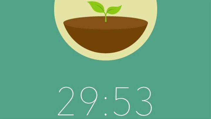 """""""Forest""""-App: Ein Wald gegen Ruhestörung"""