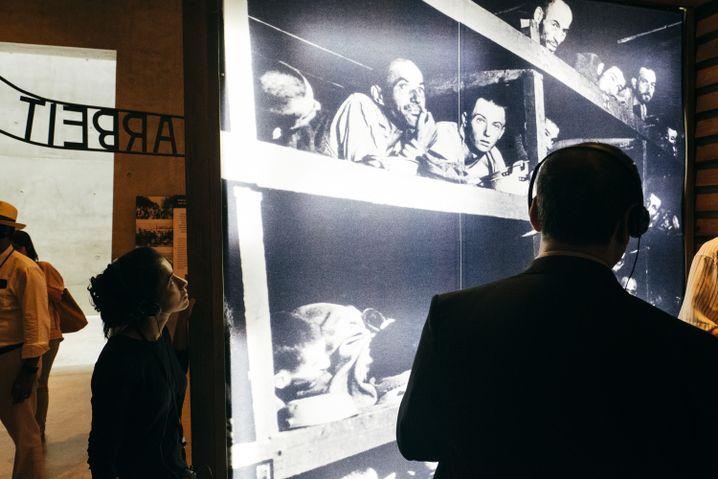 """Jesidin Murad in der Holocaust-Gedenkstätte Yad Vashem: """"Damit ihr wisst, was ihr verloren habt"""""""