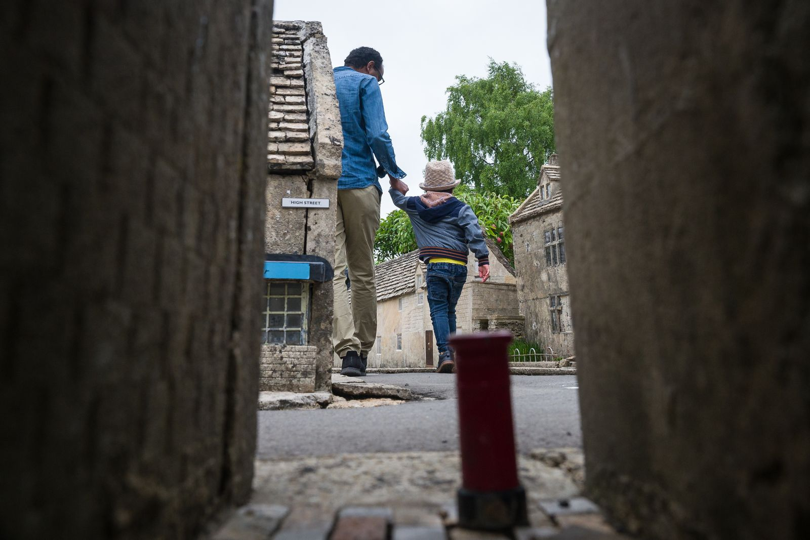 *** BESTPIX *** England's Model Villages Reopen Their Tiny Doors Amid Easing Lockdown