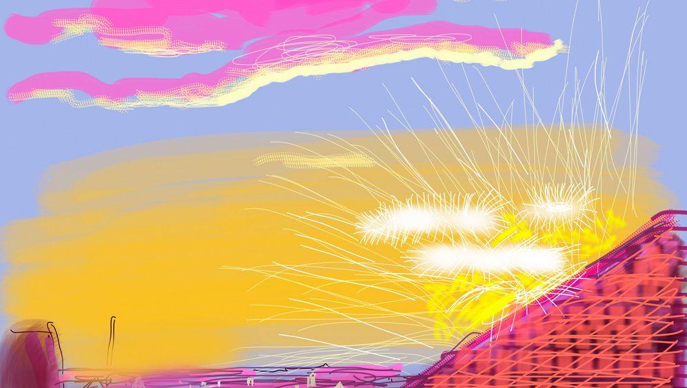 Fotostrecke: Der digitale Hockney