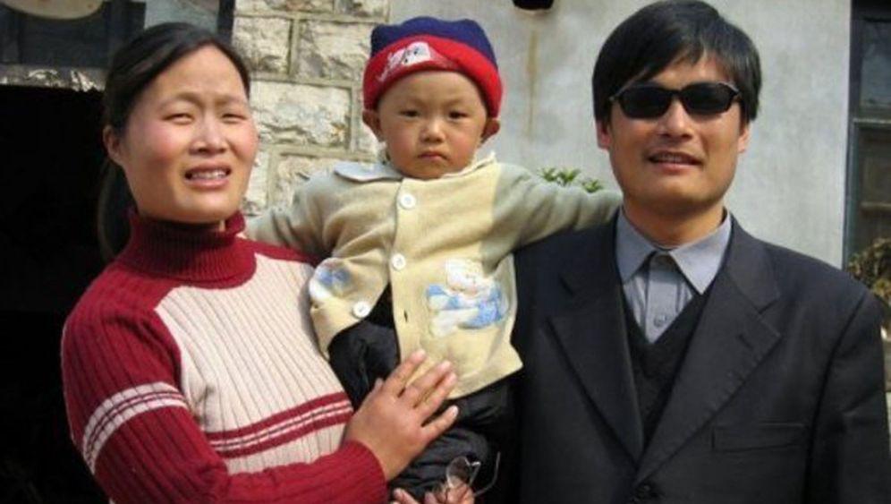 Streit der Diplomaten: Der Fall Chen Guangchen