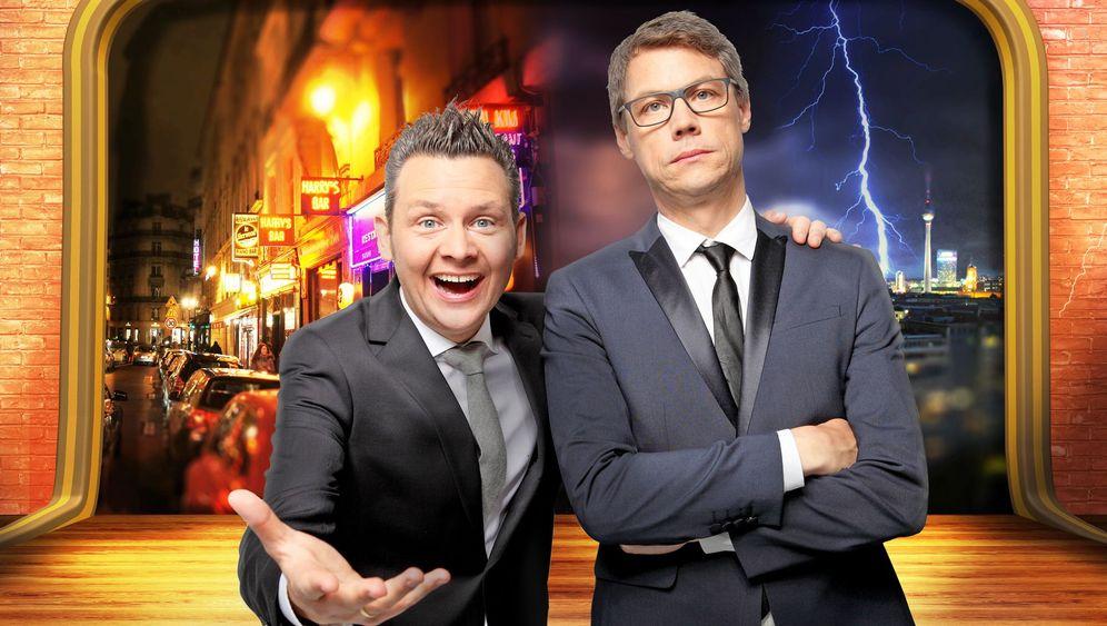ZDF-Kabarettshow: Mann! Sieber! Lustig?