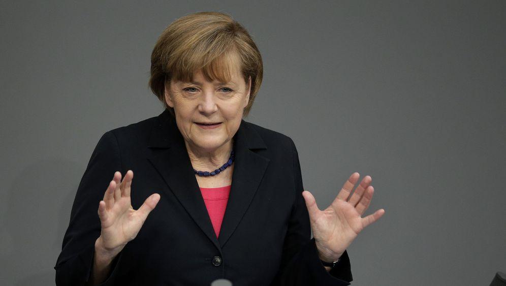 """""""Time""""-Liste: Merkel gehört wieder zu den Einflussreichen"""