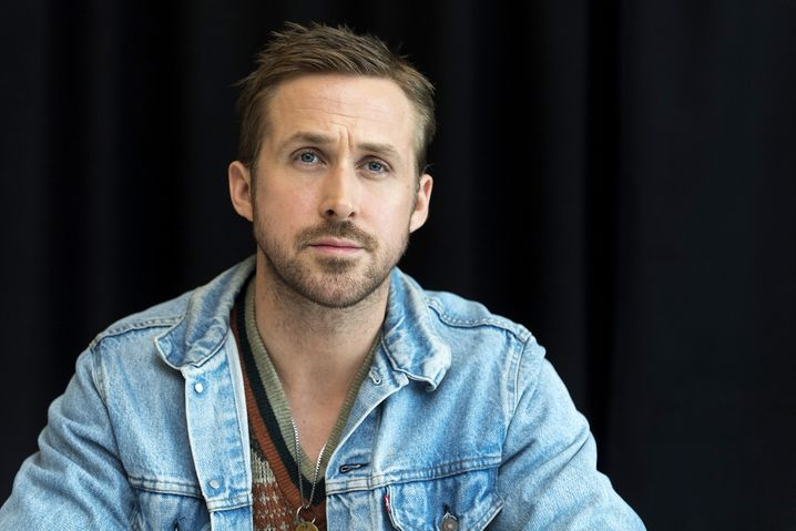 Hollywood Star Ryan Gosling: Maybe he saves, Yes the cinema