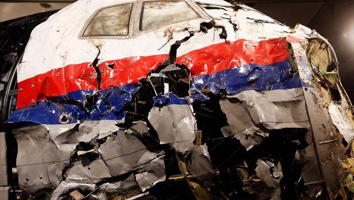 Abschlussbericht: Die MH17-Trümmer