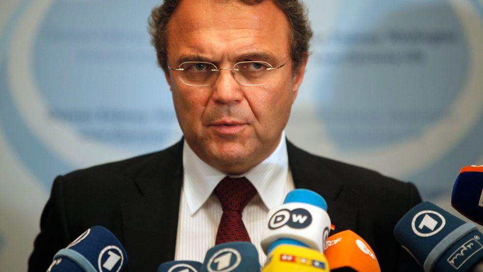 """Innenminister Hans-Peter Friedrich: """"Einiges an Informationen"""""""
