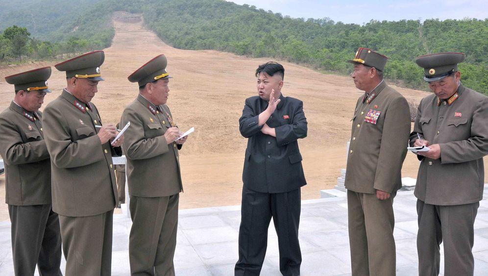 Kim Jong Uns General-Sekretäre: Wer schreibt, der bleibt