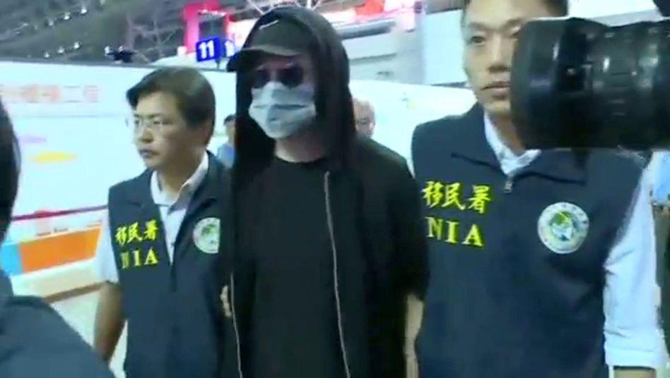 Cody Wilson wurde in Taiwan festgenommen.