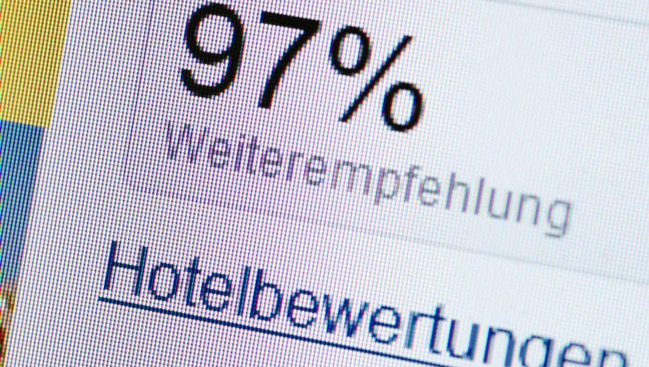Hotelbewertungen im Internet: Top oder Flop?