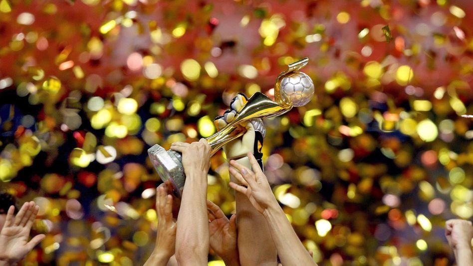2007 wurde das deutsche Team in China Weltmeister, 2023 geht es nun nach Australien.