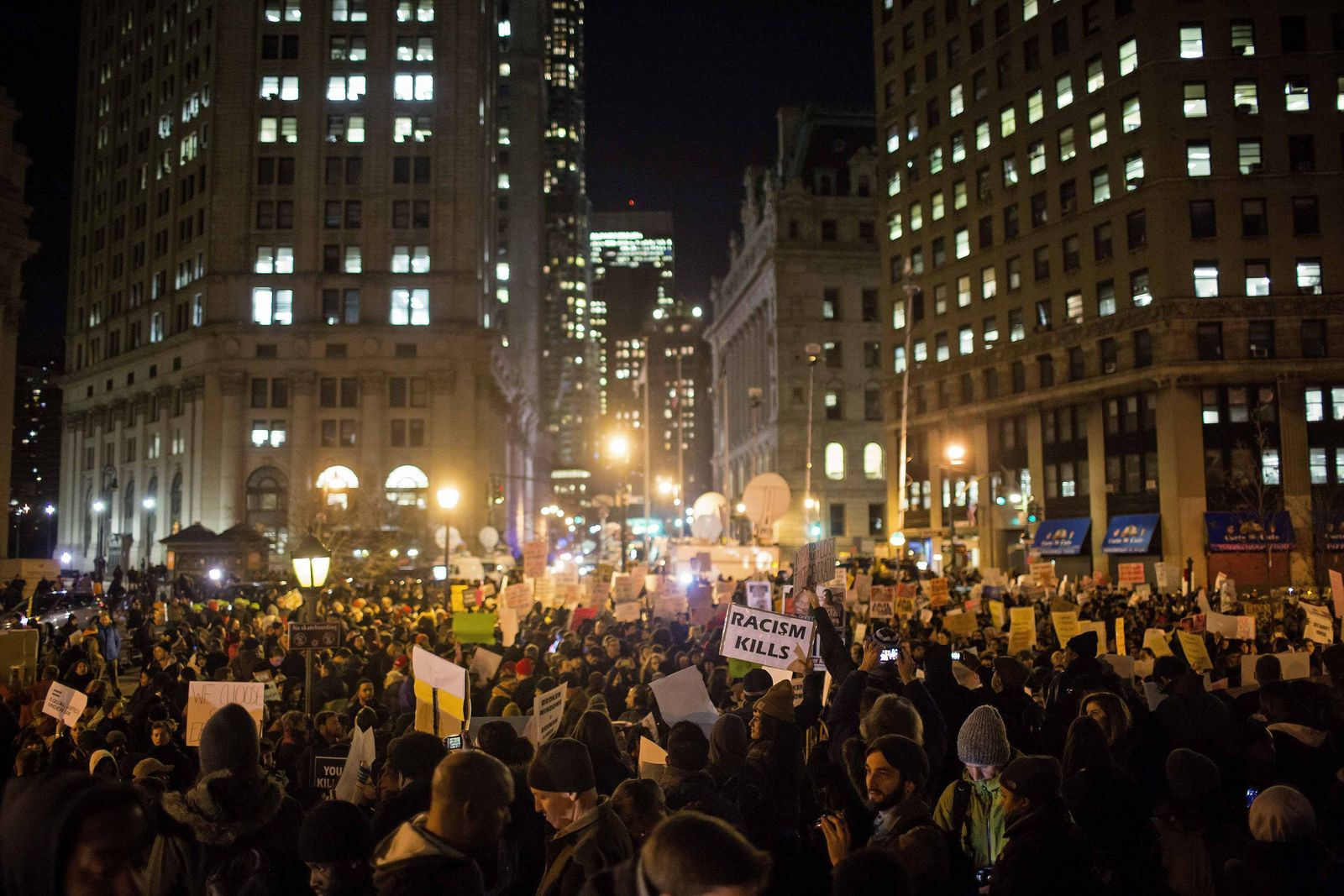 USA / Proteste / Polizeigewalt