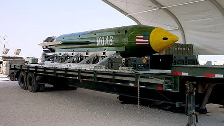 """Afghanistan: 36 Tote bei Abwurf von US-""""Moab""""-Bombe"""