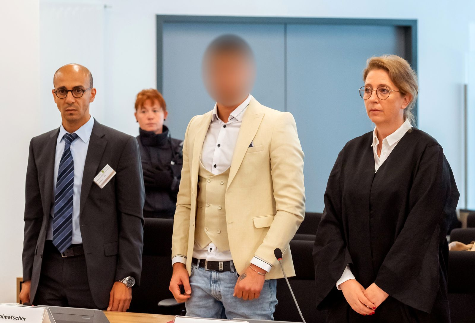 GERMANY-TRIAL/CHEMNITZ