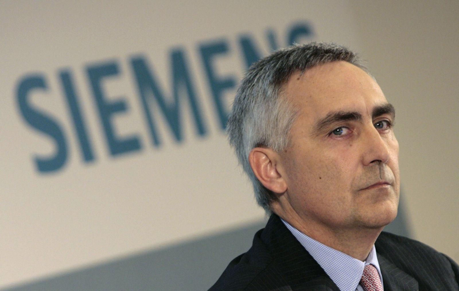 Siemens-Pk zu Stellenabbau