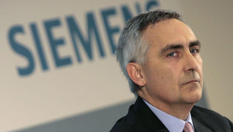 Siemens-Chef Löscher: Locker in Skandinavien und den USA, hart in Afrika und Asien