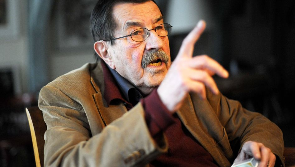 "German author Günter Grass has accused Israel of ""endangering a world peace that is already fragile."""