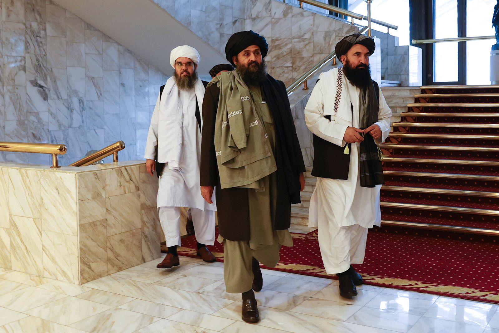 Afghan peace settlement meeting in Moscow