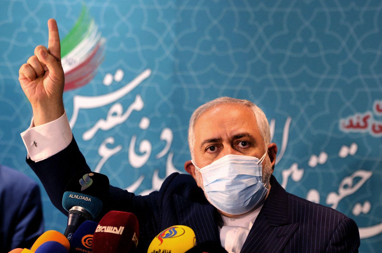 FILES-IRAN-POLITICS-ZARIF