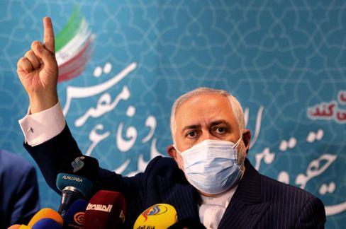 Irans Außenminister Javad Zarif im Februar