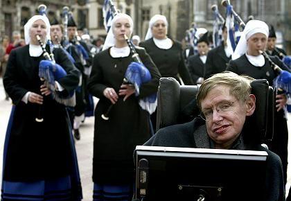 Physiker Hawking: Auf der Suche nach einem Helfer