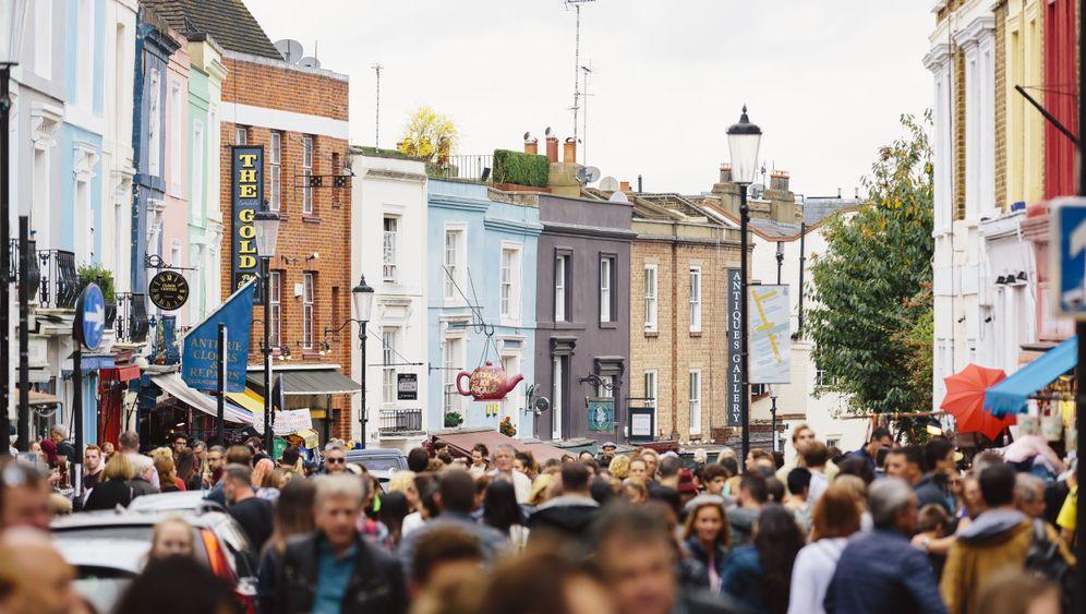 Brick Lane bis Portobello Road: Londons schönste Märkte