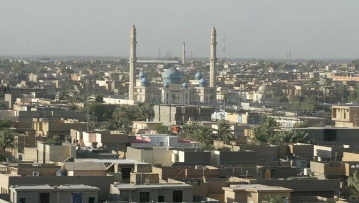 Falludscha: Kampf um die IS-Hochburg