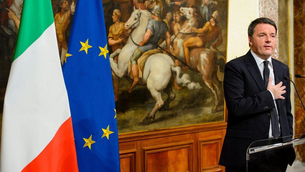 Referendum in Italien: Renzis Niederlage
