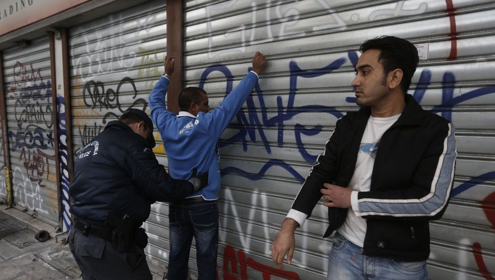 Griechenland: Das Elend der Flüchtlinge