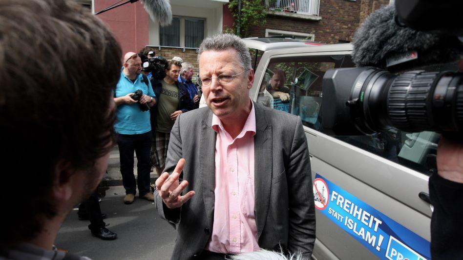 Beisicht, Chef der rechtsgerichteten Partei Pro-NRW: Offenbar Mordanschlag vereitelt