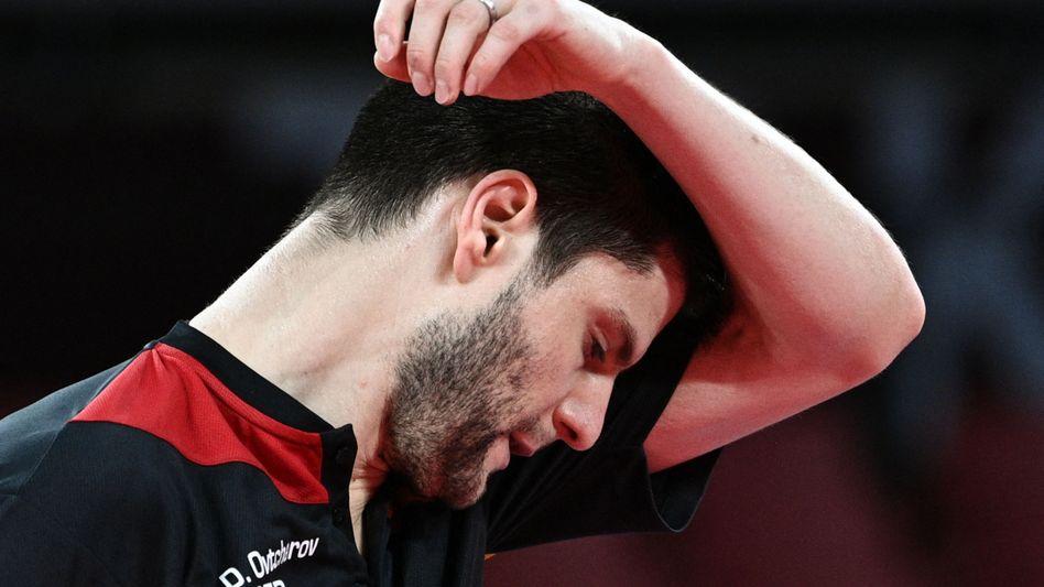 Für Dimitrij Ovtcharov war es die 19. Niederlage im 19. Spiel gegen Ma Long