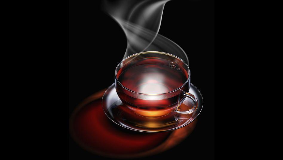 Schwarzer Tee: Wegen Risiken und Nebenwirkungen fragen Sie Ihren Hormonspezialisten