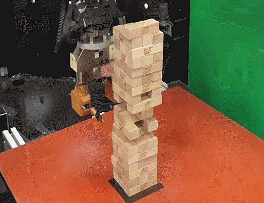 Roboter bewältigt Geschicklichkeitsspiel nach kurzer Lernzeit